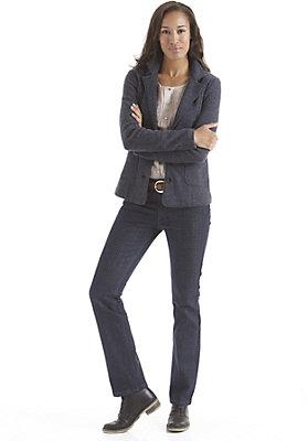 damen-neuheiten-herbst-kollektion-2014 - Jeans Minimal aus Bio-Baumwolle