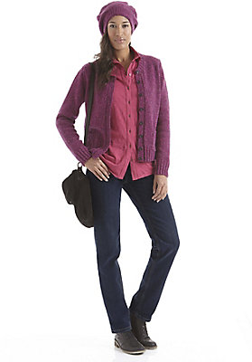 herbst-basics - Jeans Regular Fit aus Bio-Denim