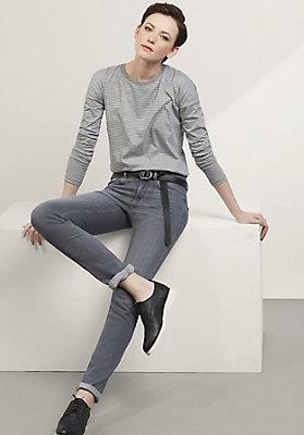 - Jeans Regular Fit aus Bio-Denim