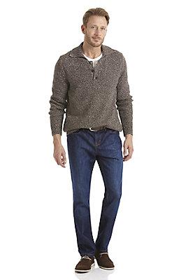 - Jeans Regular aus reiner Bio-Baumwolle