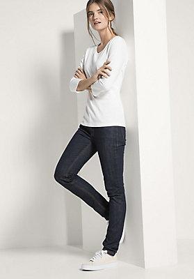 - Jeans Slim Fit aus Bio-Baumwolle