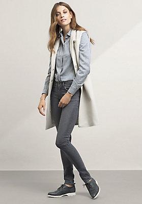 - Jeans Slim Fit aus Bio-Denim
