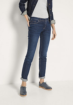 - Jeans Slim Fit aus Bio-Denim