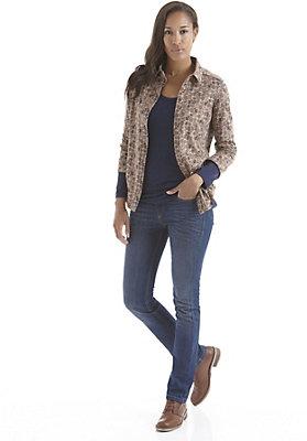 damen-neuheiten-herbst-kollektion-2014 - Jeans Straight Fit aus Bio-Baumwolle