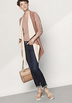 vkat-sm-01-shopthelook - Jeans Straight Fit aus Bio-Denim