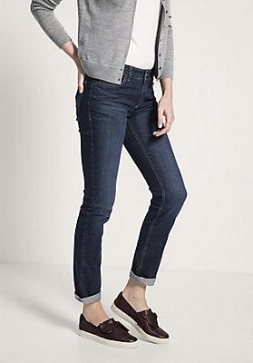 - Jeans Straight Fit aus reinem Bio-Denim