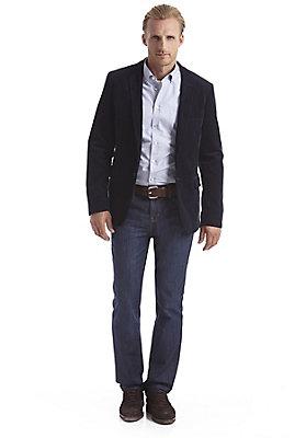karo-und-jeans-fuer-herren - Jeans regular aus reiner Bio-Baumwolle