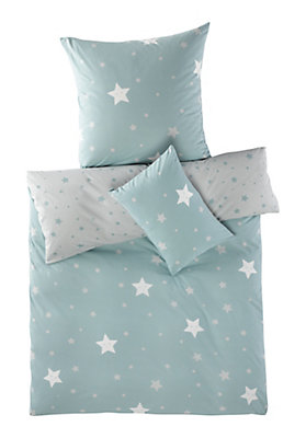 - Jersey Bettwäsche aus reiner Bio-Baumwolle