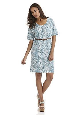 - Jersey-Kleid