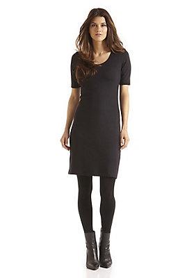 - Jersey-Kleid aus Bio-Baumwolle