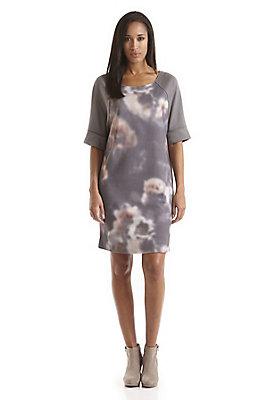- Jersey-Kleid aus Bio-Baumwolle und Modal