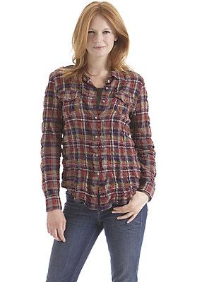 kw35-2014-kombination-jeans-rot - Karobluse aus Bio-Baumwolle