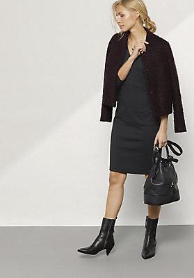 - Kleid aus Bio-Baumwolle mit Modal
