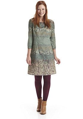 neukunden-aktion - Kleid aus Bio-Baumwolle mit Seide