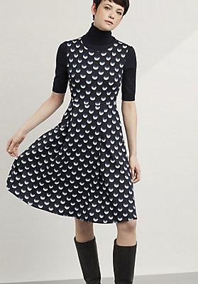- Kleid aus Bio-Baumwolle und Modal