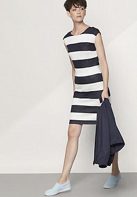 - Kleid aus Modal mit Bio-Baumwolle