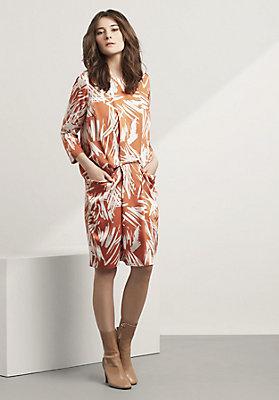 - Kleid aus reinem Modal