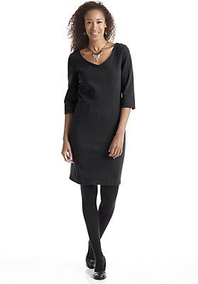 damen-neuheiten-herbst-kollektion-2014 - Kleid aus reiner Bio-Baumwolle