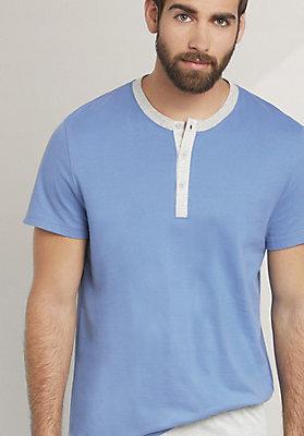 - Kurzer Pyjama aus reiner Bio-Baumwolle