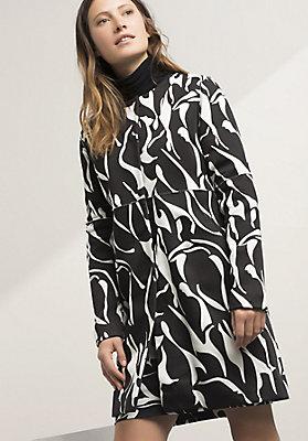 - Mantel aus Modal mit Bio-Baumwolle