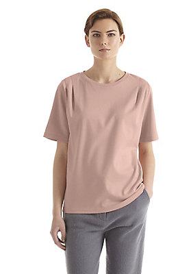 - Maxi-Shirt aus reiner Bio-Baumwolle