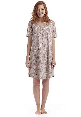 Schlafwäsche - Nachthemd aus reiner Bio-Baumwolle