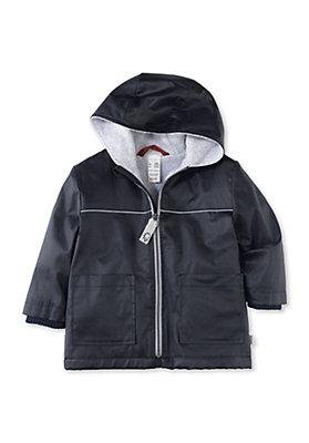 - Outdoor Jacke aus reiner Bio-Baumwolle