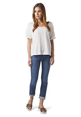 - Oversize-Shirt aus reiner Bio-Baumwolle