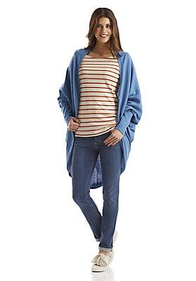 - Oversized Cardigan aus Organic Cotton