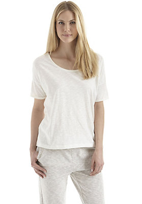 herbst-trends-2014-oversized-look - Oversized-Shirt aus reiner Bio-Baumwolle