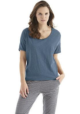 damen-neuheiten-herbst-kollektion-2014 - Oversized-Shirt aus reiner Bio-Baumwolle