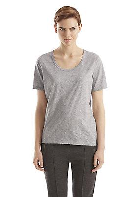 - Pünktchen-Shirt aus reiner Bio-Baumwolle