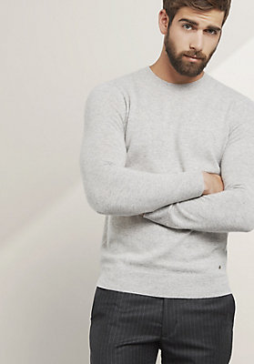 - Pullover aus reinem Kaschmir