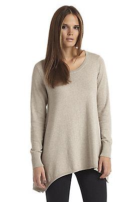 - Pullover aus reiner Bio-Baumwolle