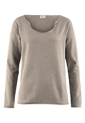 damen-neuheiten-herbst-kollektion-2014 - Pullover aus reiner Bio-Baumwolle