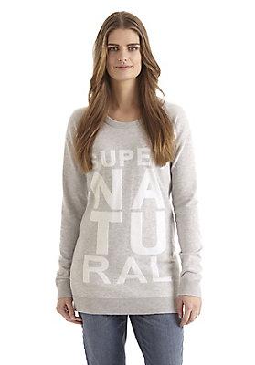 - Pullover aus reiner Merinowolle