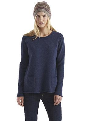 Pullover-und-Strickjacken Damen - Pullover aus reiner Schurwolle