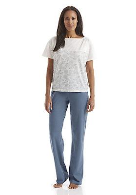 - Pyjama-Hose aus reiner Bio-Baumwolle