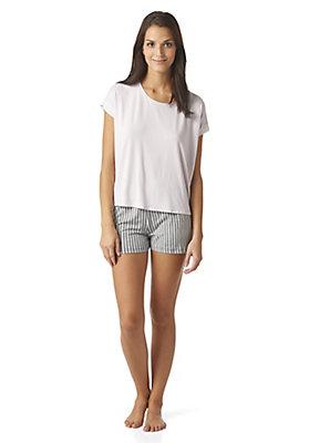 - Pyjama-Shorts aus Modal