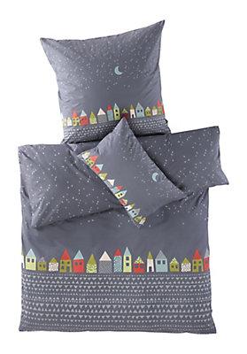 - Renforcé Bettwäsche aus reiner Bio-Baumwolle