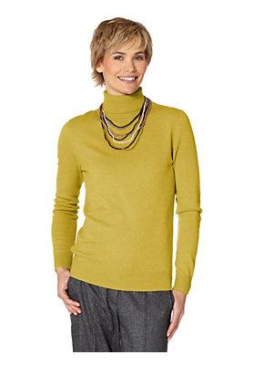 Pullover - Rollkragenpullover