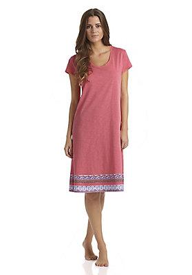 - Schlafhemd aus reiner Bio-Baumwolle