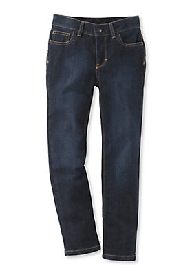 schulanfang - Schmale Jeans aus Bio-Baumwolle