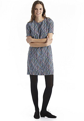 damen-neuheiten-herbst-kollektion-2014 - Seidenkleid aus reiner Seide