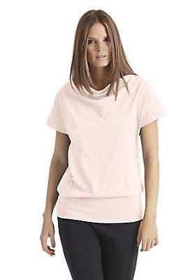 neu-damen-loungewear-sportswear - Shirt aus Baumwolle und Kapok