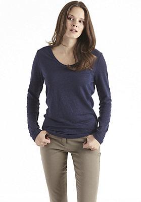 Shirts - Shirt aus reinem Leinen