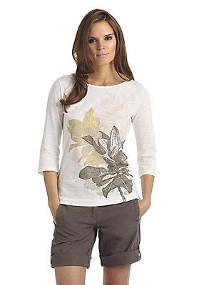 trend-fruehling-floral - Shirt aus reiner Bio-Baumwolle