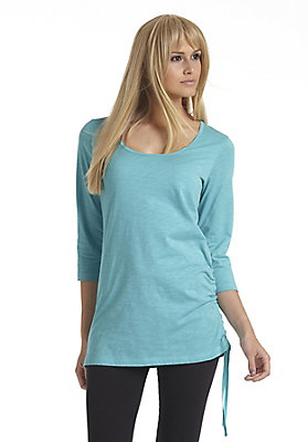 neu-damen-loungewear-sportswear - Shirt aus reiner Bio-Baumwolle
