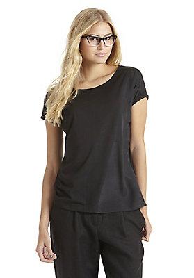 trends-fruehling-oversized - Shirt mit Seide