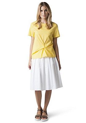 - Shirtbluse aus reiner Bio-Baumwolle